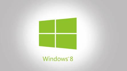 Windows 8 Green by Brebenel-Silviu
