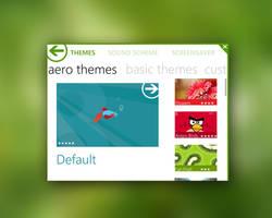 Metro UI : Personalize by Brebenel-Silviu