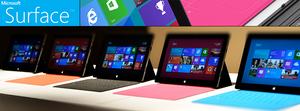 Microsoft Surface FaceBook Cover by Brebenel-Silviu