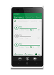 uTorrent for Windows Phone
