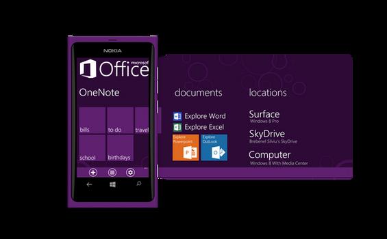 Windows Phone 8 - OneNote