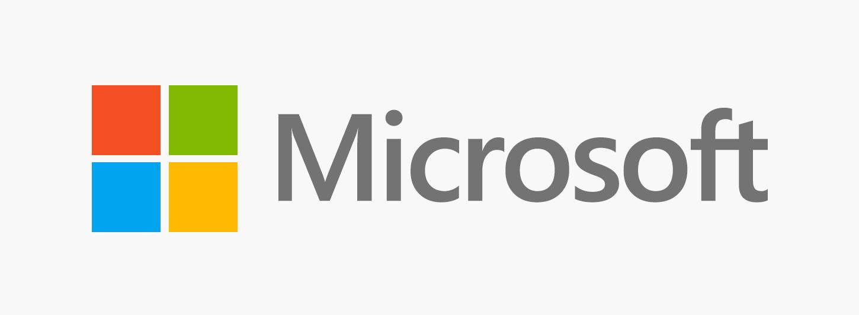 New Microsoft Logo by Brebenel-Silviu