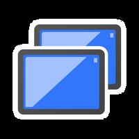 Google Chrome Remote Desktop Icon by Brebenel-Silviu