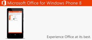 Office for Windows Phone 8