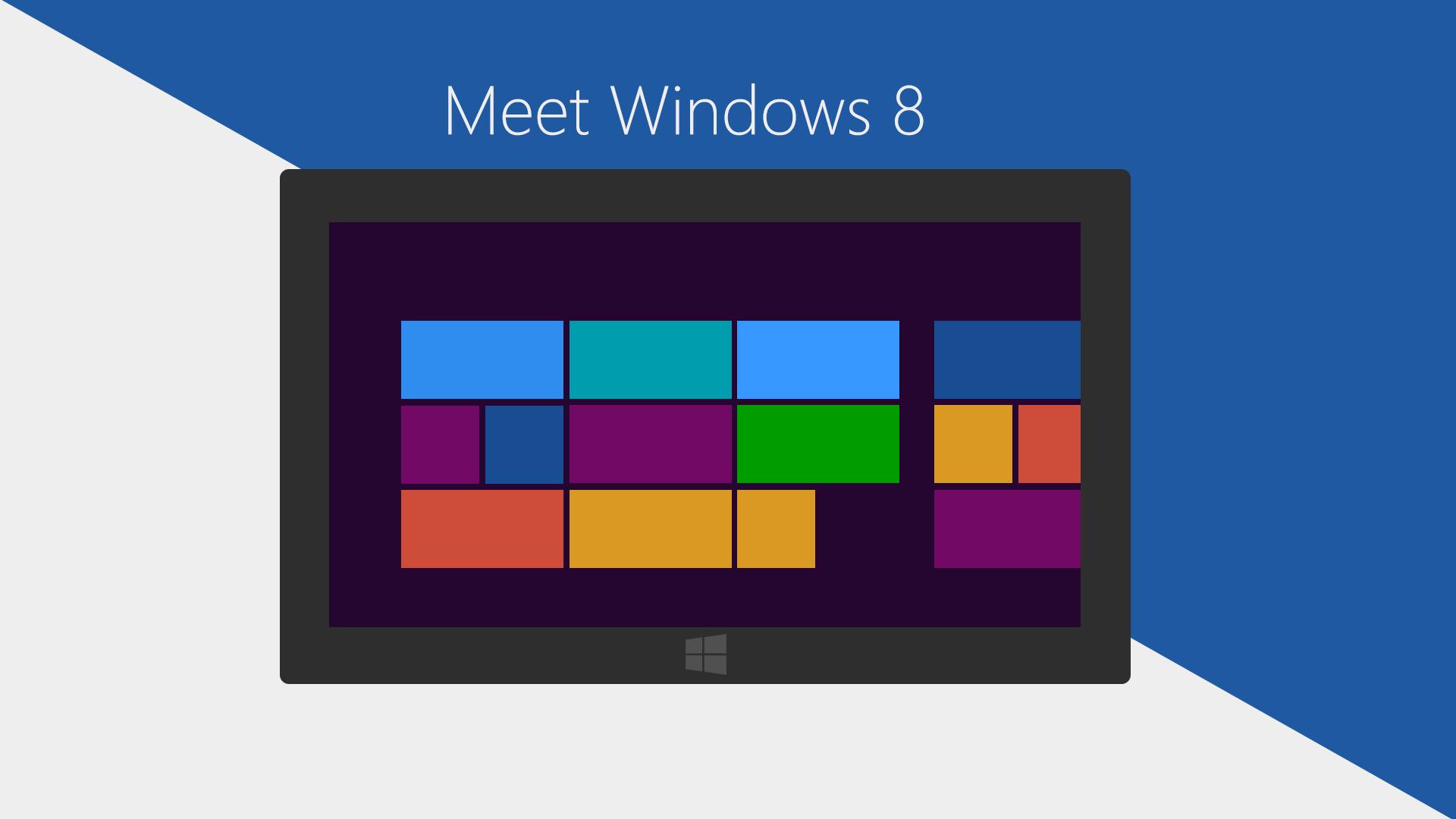Windows 8 Meet