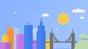 Google Inspired Wallpaper by Brebenel-Silviu