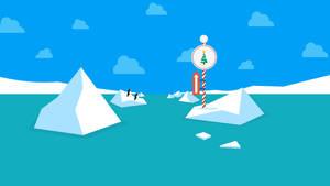Google Santa Tracker - Wallpaper #1 by Brebenel-Silviu