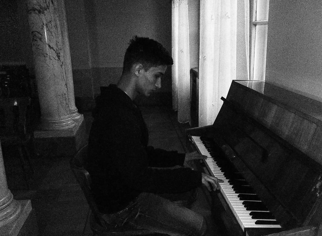 piano. by Brebenel-Silviu