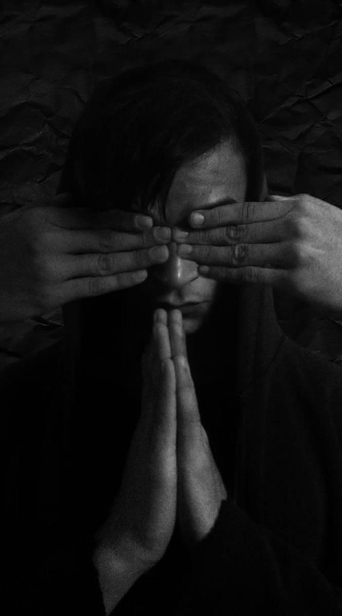 Blind Religion by Brebenel-Silviu