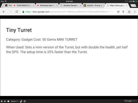 Tiny Turret
