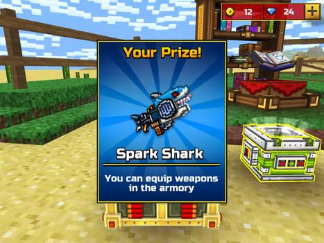Spark Shark Obtained
