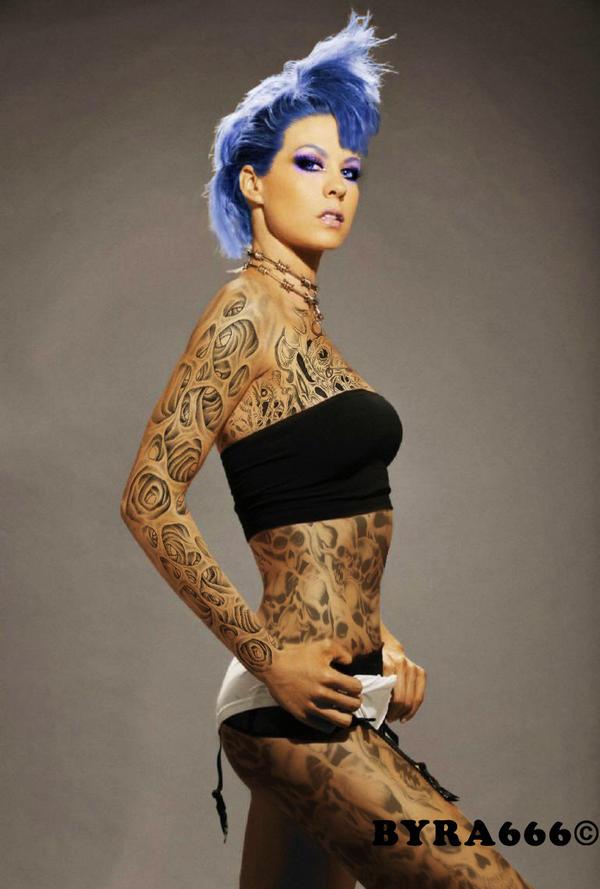 tattoo by byra666