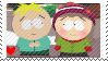 Butters x Heidi (Heiders) Stamp - South Park by Saveraedae