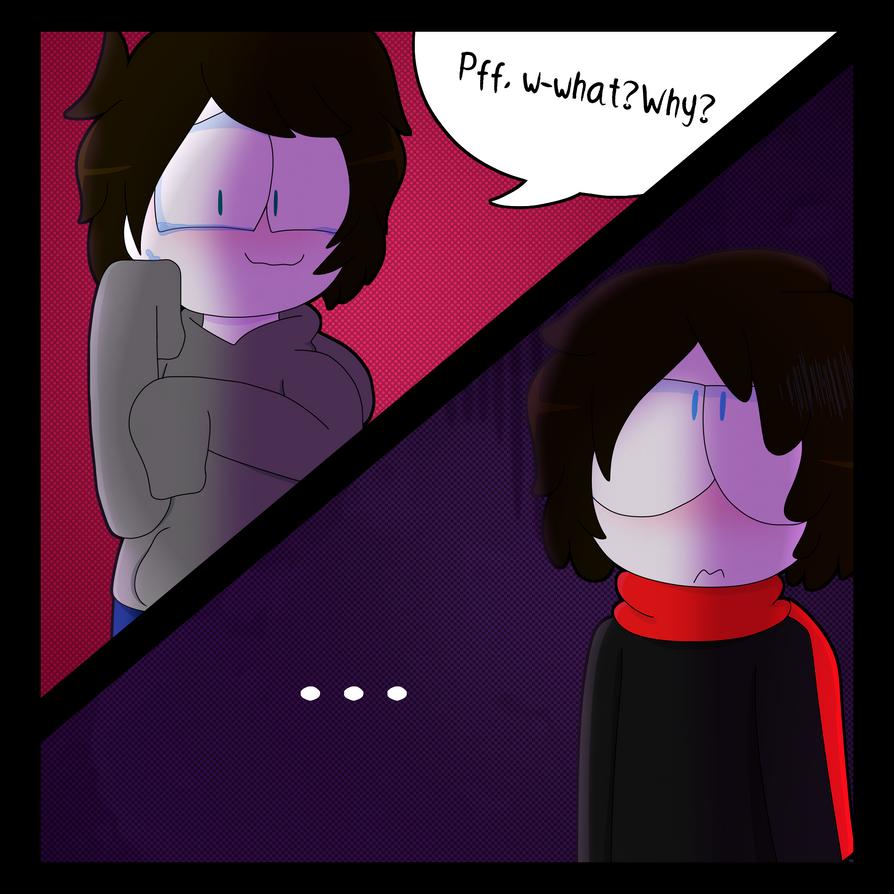 [REQ] 'Pff, w-what? Why?'| The Mark Side by Saveraedae