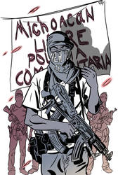 Michoacan Libre.-