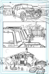 Comic page 1-a by TheRaccoonRamirez