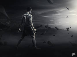 Cristiano Ronaldo 2015/16 by Achrafgfx