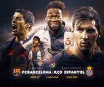 FCBARCELONA VS ESPAGNOL
