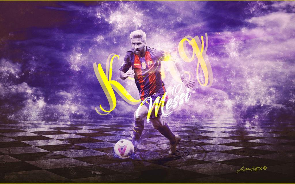 Messi Wallpaper 2017 E...