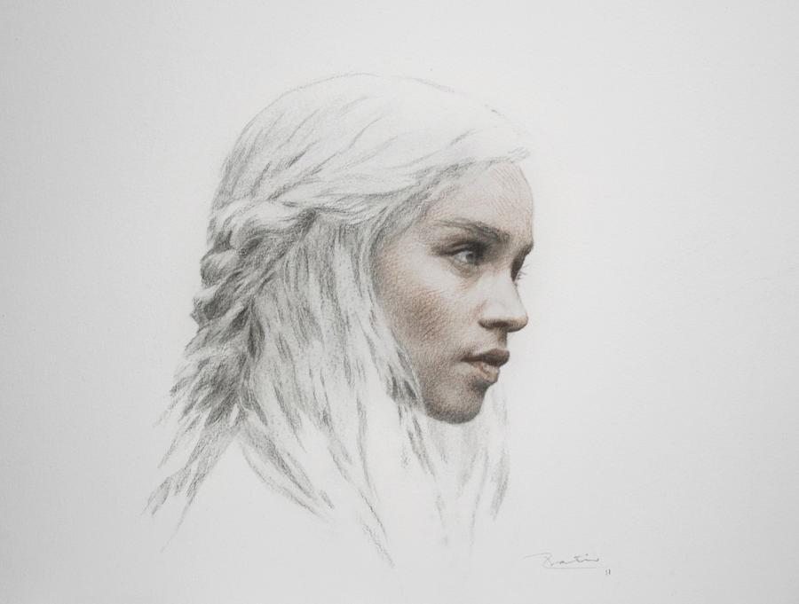 Daenerys Targaryen by cpatio