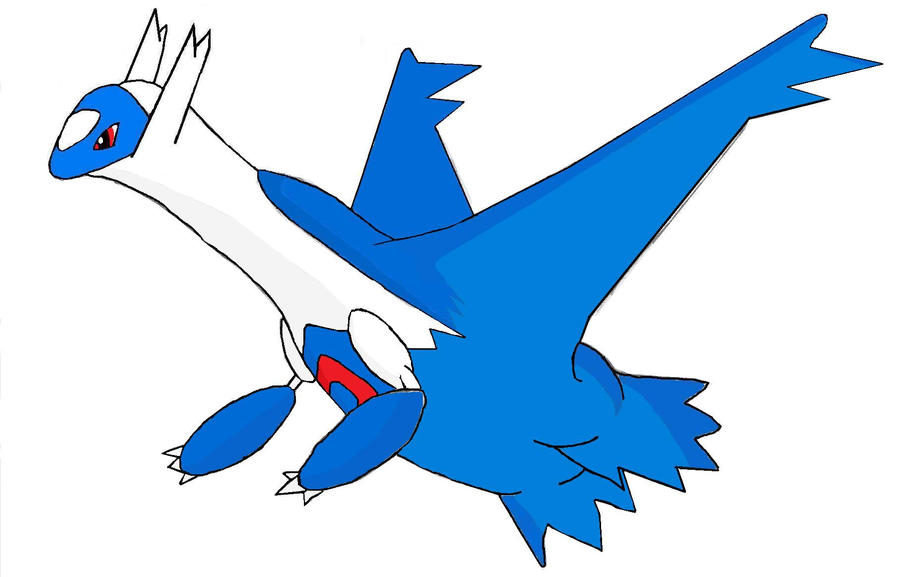How To Draw D Latios page 2
