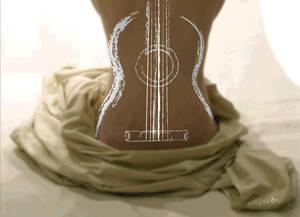 Ilustracion arte y flamenco