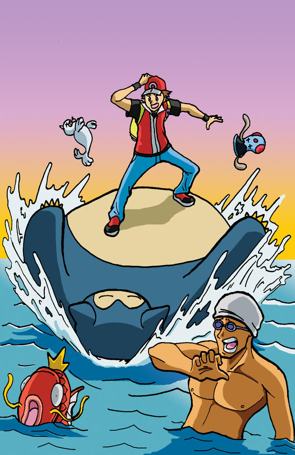 Surf (move) - Bulbapedia, the community-driven Pokémon ...