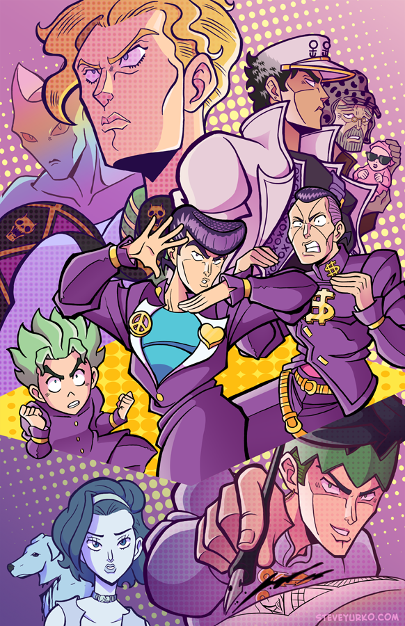 Joey JoJo and the Diamond is Unaffordable by TheSteveYurko