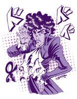 Prince's Bizarre Adventure by TheSteveYurko