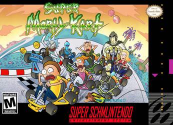 Super Morty Kart by TheSteveYurko