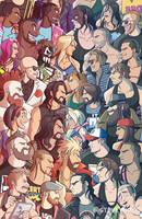 Raw vs Smackdown 2 by TheSteveYurko
