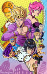 Joey GioGio and the Golden Grahams