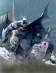 BatmanHUSH_by JimLee
