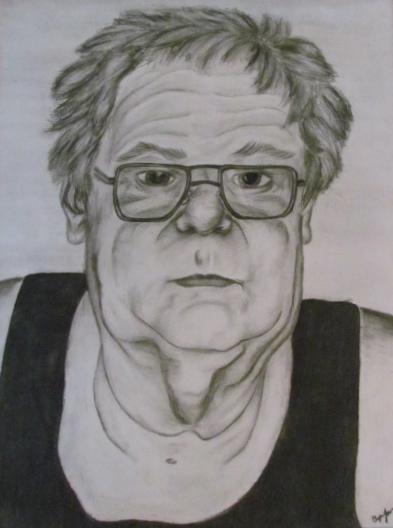 Grandpa Jim by ladyenchantress