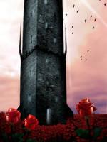 The Dark Tower by milkfork