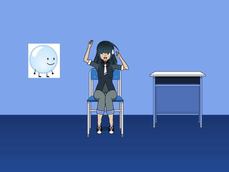 Neko-Kun to Bubble 3 by jaybirdking85