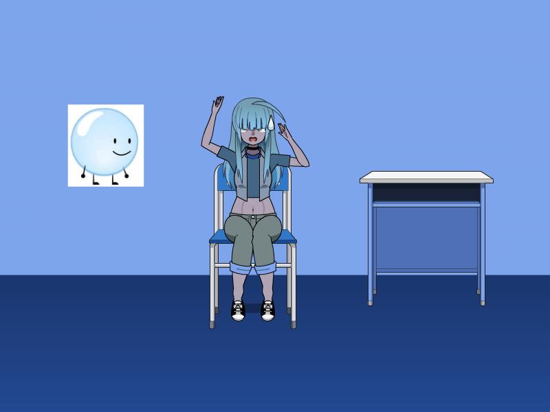 Neko-Kun to Bubble 4 by jaybirdking85