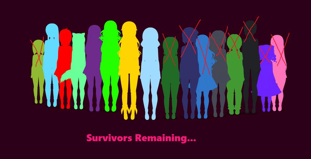 Survivors Remaining by jaybirdking85