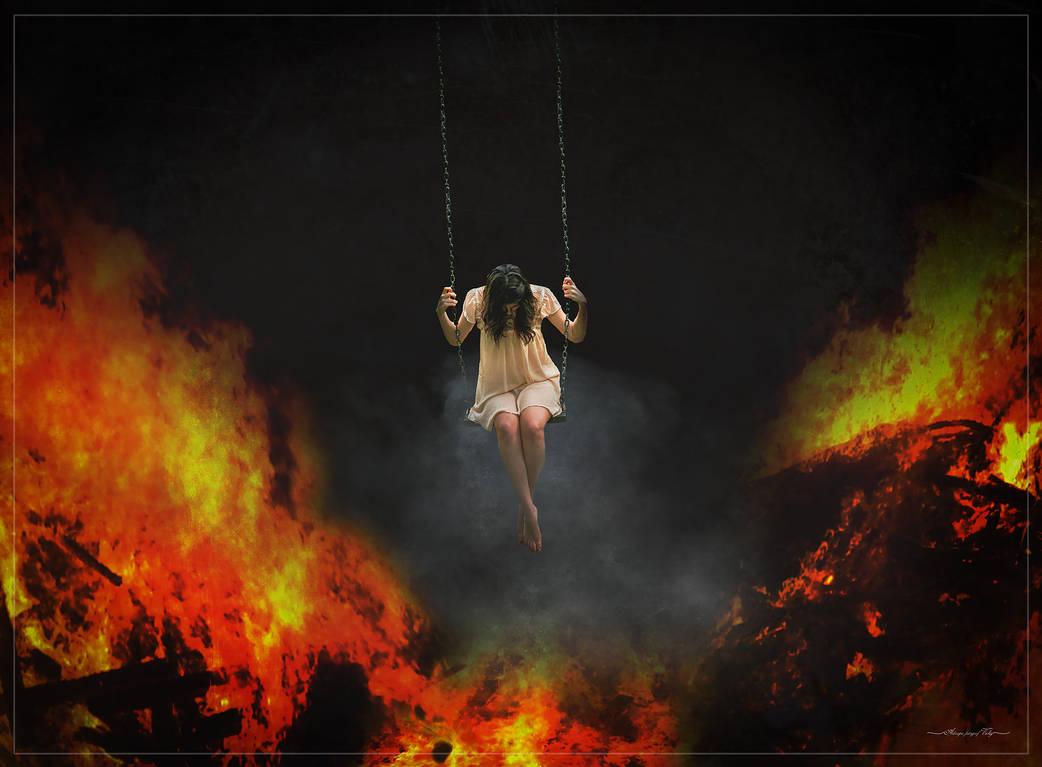 Stuck in fire4-W