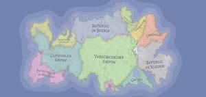 NeverEverLand: Treile The Main Continent