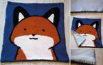 StupidFox Baby Blanket