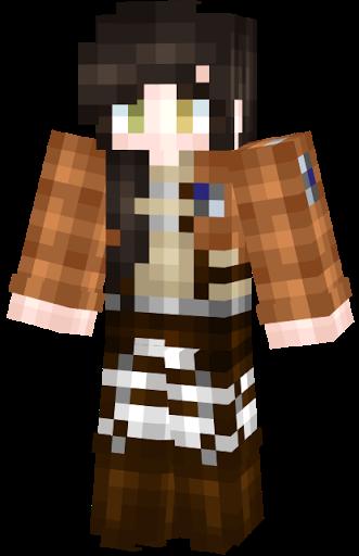 Female Minecraft