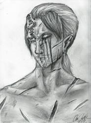 Berserker by HirilElfwraith