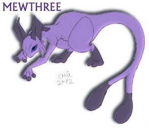 Mewthree design - Contest Entry