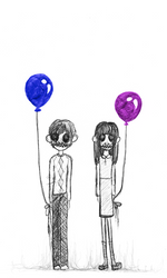 Strange Mute Children