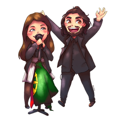 Salvador and Luisa Sobral - ESC 2017
