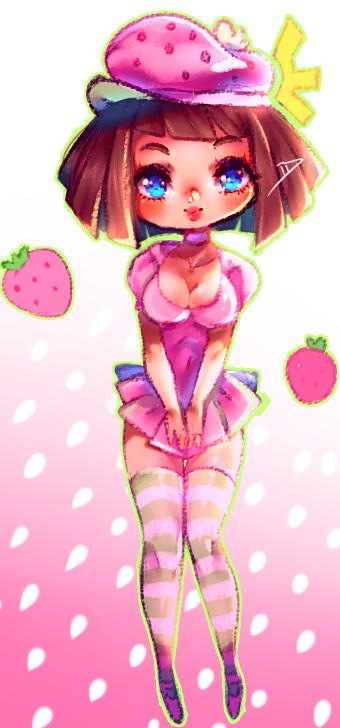 [CC] StrawberryDani