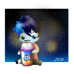 George Frost on 4th of July by GeorgeFrost3