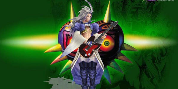 Kuja on Guitar by Sephikuji