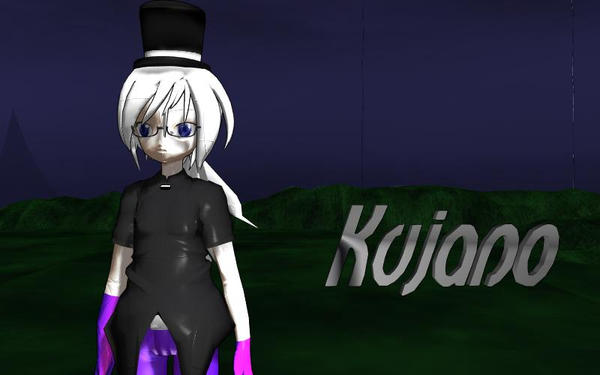 MMD SELFMODEL Fantasy Kujano the Twilight boy by Sephikuji
